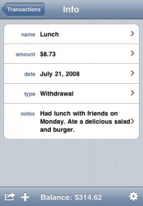 salad app for iphone