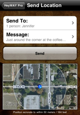 heyway-iphone-app-review-send-location