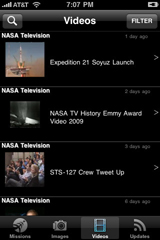 nasa-iphone-app-review-videos