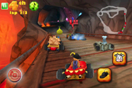 shrek-kart-iphone-game-review-lava