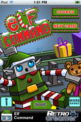 elf-command-iphone-game-review