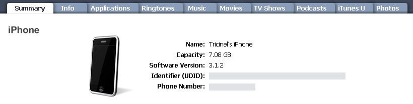 How To Find Your iPhone UUID Using iTunes - Appbite com