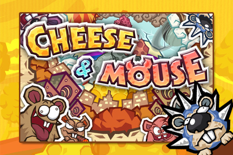 cheese mouse iphone game review appbite com