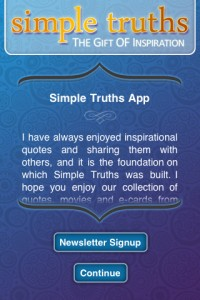 simple-truths-iphone-app-review