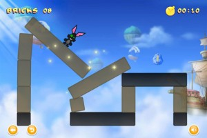 crazy-bunny-iphone-game-review-sky