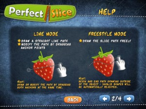 Perfect Slice HD iPad App screenshot 2
