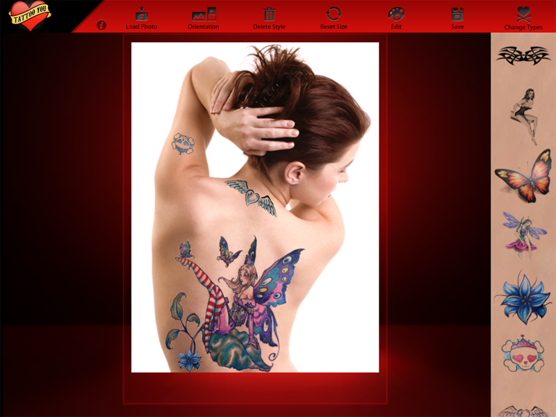 Tattoo You iPad App Review.