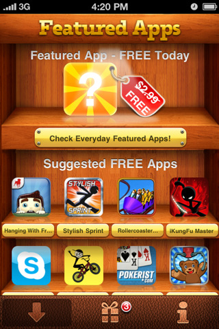 FreeAppWin iPhone App Review - Appbite com