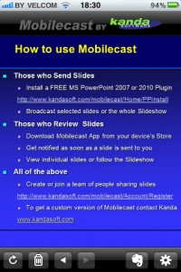 mobilecast-iphone-app-review