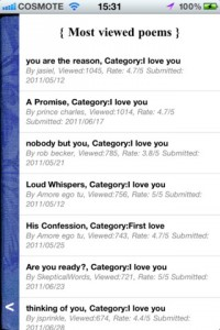 poems-of-love-iphone-app-review-most-viewed