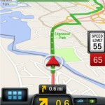 CoPilot Live Premium USA iPhone Screenshot