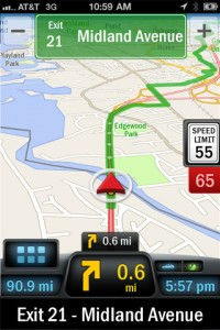 CoPilot Live Premium USA iPhone Screenshot 2