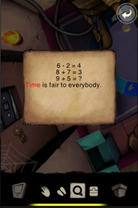escape-the-room-2-iphone-game-walkthrough-room-5-puzzle-time-puzzle