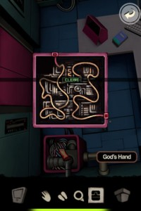 escape-the-room-2-iphone-game-walkthrough-room-6-trap-wire-puzzle-complete