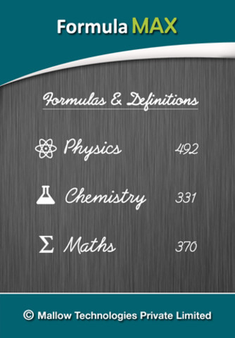 Mathematics for Physics and Chemistry Students