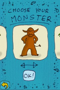 havoc-iphone-game-review-choose-monster