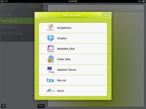 organidoc-hd-ipad-app-review-cloud-services