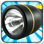 tiny flashlight icon