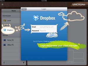 uniqxcess-ipad-app-review-dropbox