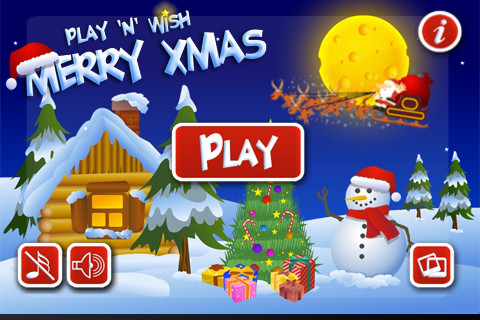 play n wish merry xmas iphone game review appbite com