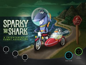 sparky-the-shark-ipad-app-review
