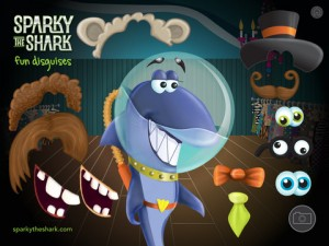 sparky-the-shark-ipad-app-review-disguise