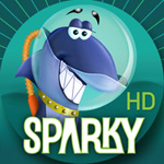 sparky the shark icon