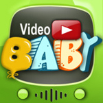 video baby icon