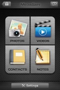 mediasafe-iphone-app-review-home