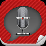 voice to apps icon