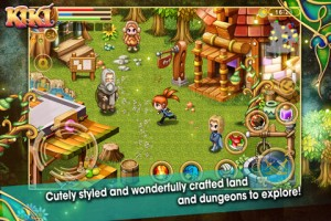soul-tamer-kiki-iphone-game-review-village