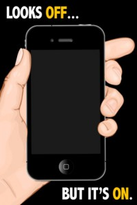 tap-black-iphone-app-review-on-off