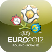 official uefa euro 2012 icon