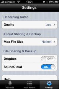 voice-recorder-hd-iphone-app-review-settings