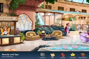 funky-bee-iphone-game-review-beauty-spa