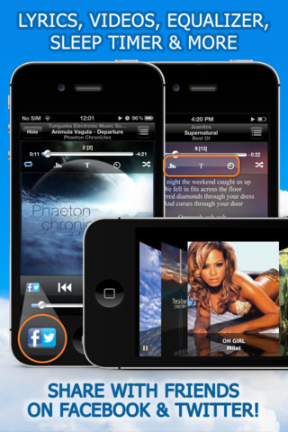 Free Music Download Pro + iPhone App Review - Appbite com