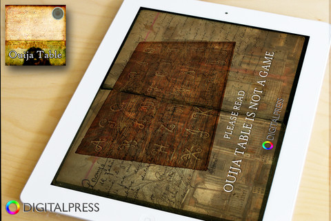 Ouija Table iPhone App Review - Appbite com