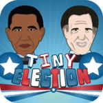 tiny election free icon