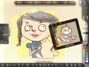 animation-desk-ipad-app-review-cat