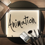 Animation Desk icon