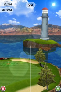 flick-golf-iphone-game-review-lighthouse