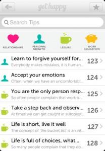 get-happy-iphone-app-review-list