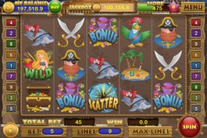 slot-bonanza-iphone-game-review-pirates
