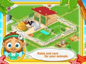 wedding-garden-ipad-game-review-animals