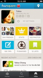 foursquare-iphone-app-review-profile