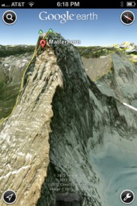 google-earth-iphone-app-review-mountain