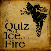 A quiz of ice and fire icon