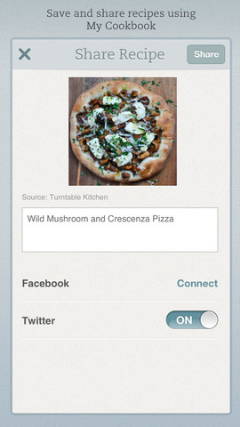 Evernote Food App Review