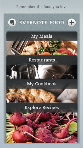 Evernote food iphone app review appbite evernote food iphone app review forumfinder Images
