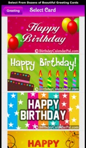 birthday-calendar-pal-iphone-app-review-cards